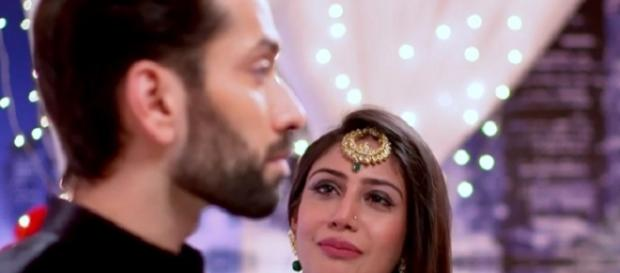 Anika and Shivaay Ishqbaaz (Youtube screen grab)