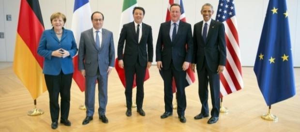 capi del Governo riuniti al G5