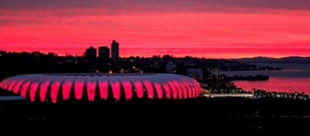 Estádio Beira-Rio, do Sport Club Internacional