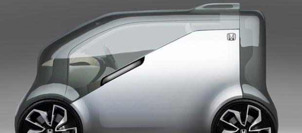 Honda NeuV foi apresentado no CES 2017, em Las Vegas