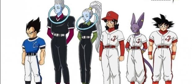 Imagen oficial con los nuevos diseños de personajes