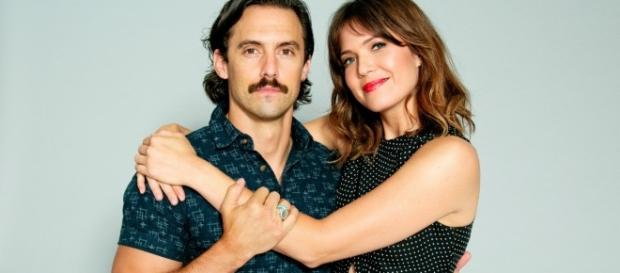 Mandy Moore and Milo Ventimiglia Open Up About That Nude Scene in ... - glamour.com
