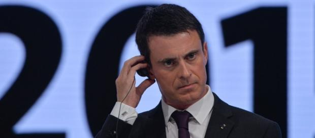 Manuel Valls - gouvernement - CC BY