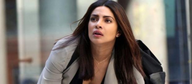 Priyanka choprs in Quantico season 2 Variety.com