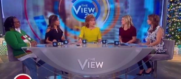"""The View"" on Donald Trump, via Twitter"