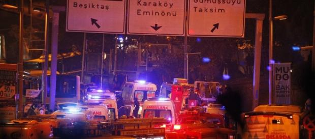 Twin blasts near Istanbul soccer stadium kill 29 , wound 166 | News OK - newsok.com