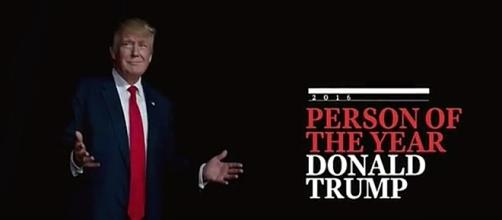 1Donald Trump es elegido como persona del año por la revista Time... Diario Las Americas