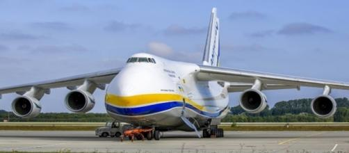 A Ukranian aircraft such as this one was offered for purchase to Trump re: Google Advanced Images.