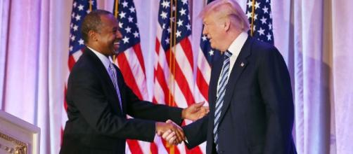 Ben Carson hints he will accept Cabinet position in Trump ... - thehill.com