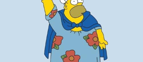 El capítulo donde Homer engorda