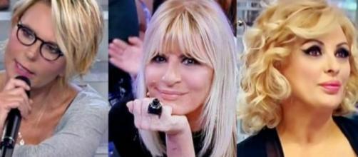 #MariaDeFilippi parla di #TinaCipollari e #GemmaGalgani a #TVtalk. #BlastingNews