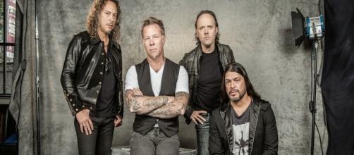 Metallica. Foto: nosgustalamusica.com