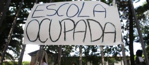 Ocupação nas escolas prejudicou estudantes de realizarem prova do Enem