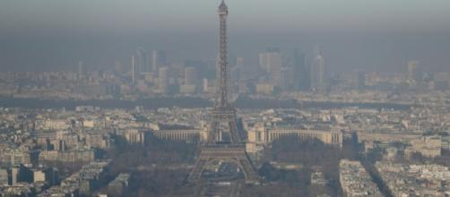 Paris, engloutie dans une pollution totale