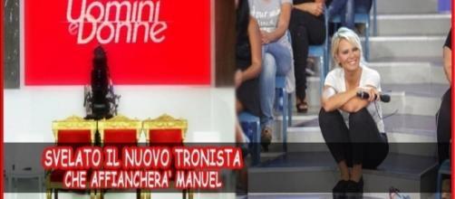 Uomini e Donne anticipazioni: svelato il nuovo tronista che affiancherà Manuel Vallicella
