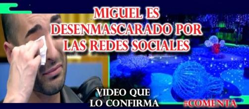 Video que desenmascara a Miguel