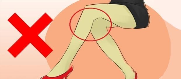 A posição pode contribuir para diversos problemas de saúde