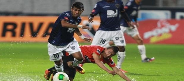 Após brilhar no Independente Del Valle, Sornoza defenderá o Fluminense em 2017 (Foto: Google)