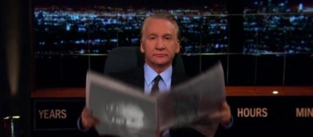 Bill Maher returns to HBO, via Twitter