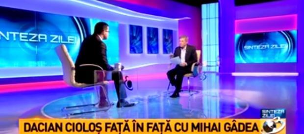Cioloș a fost prezent la Antena 3 aseară