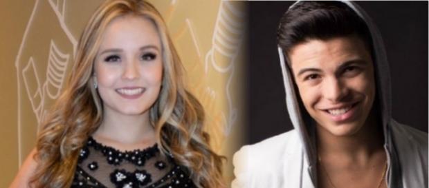 Fãs descobrem que Larissa Manoela está se aproximando do ex-namorado