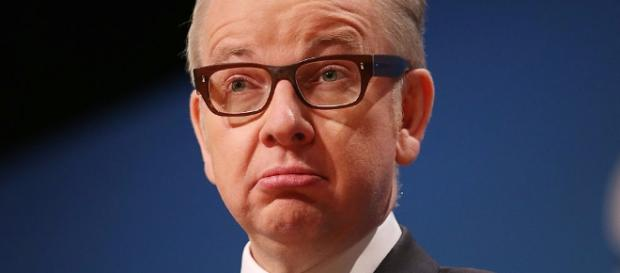 Michael Gove wants to know what laws to abolish (Creative Commons: Blasting News Library)