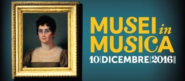 Musei in Musica a Roma sabato 10 dicembre 2016