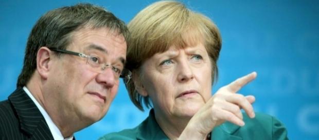 NRW-CDU: Unmut über Merkels Asylpolitik trifft auch Armin Laschet ... - welt.de
