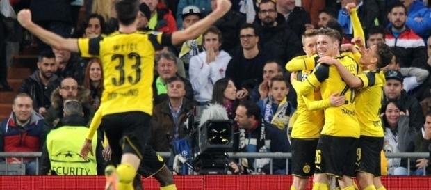 O Borussia empatou fora de casa (Foto: Uefa.com)