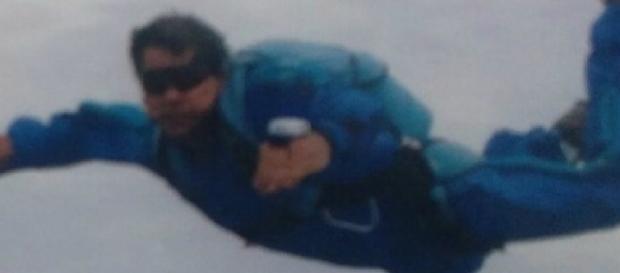 Paraquedista sofre queda mortal - Youtube