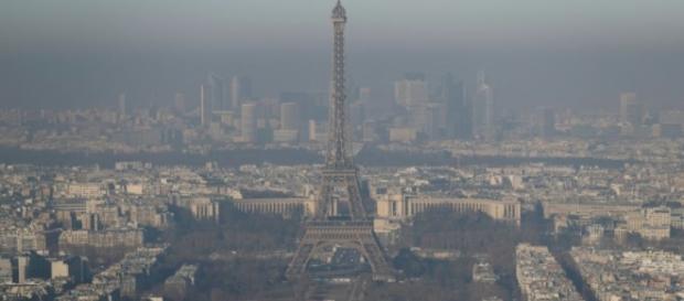 Paris, engloutie dans une pollution totale