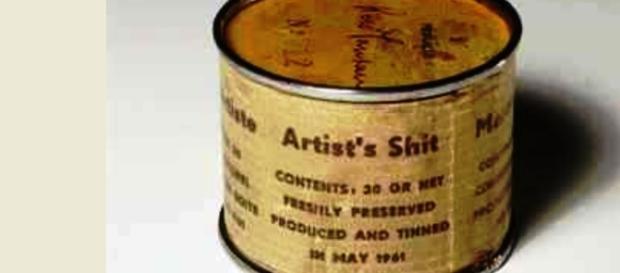"""Piero Manzoni – Cosa c'è nelle scatole di """"merda d'artista ... - stilearte.it"""