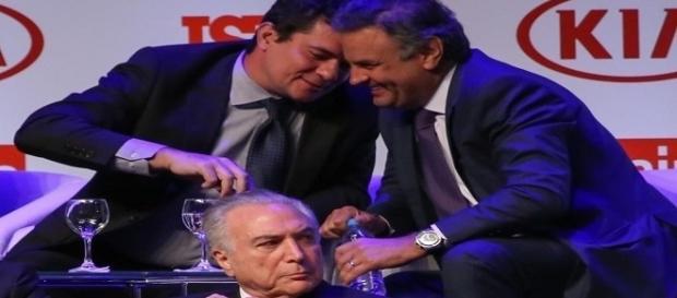 Sérgio Moro foi convidado para receber o prêmio dE 'Brasileiro do Ano', em evento da revista Isto É