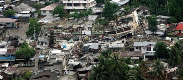 Sumatra devastante terremoto magnitudo 6.5