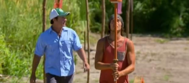 'Survivor' tonight - season 33 episode 12 spoilers 'Slayed the Survivor Dragon' (via YouTube SurvivorOnCBS)