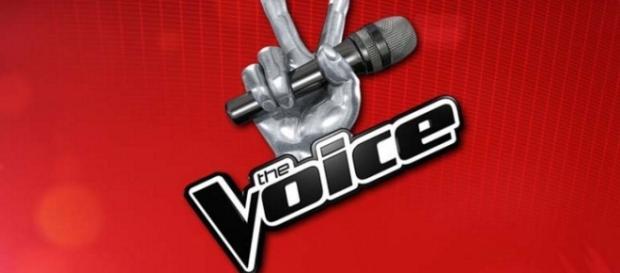 The Voice tv show logo image via Flickr.com