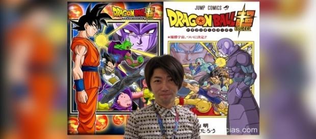 Toyotaro, el arista detrás del manga de Dragon Ball Super.
