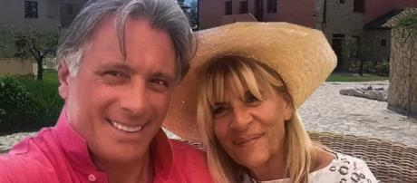 Giorgio Manetti e Gemma Galgani da fidanzati