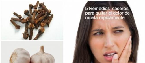 5 Remedios caseros para aliviar el dolor de muela rápidamente