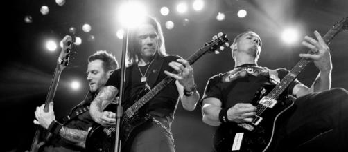 Alter Bridge - Hard Rock Live, Biloxi, MS, 4/17/14 (Show Review ... - glidemagazine.com