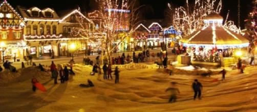 America's best small towns for Christmas - pinterest.com