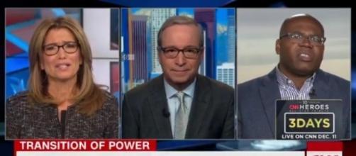 CNN panel on Donald Trump, via Twitter