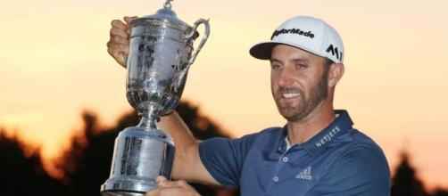 Dustin Johnson wins US Open to finally clinch first Major - U.S. ... - eurosport.com