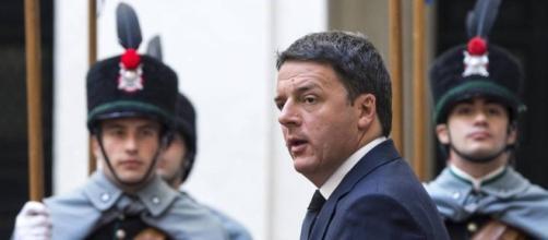 Imagen del ex Primer Ministro Matteo Renzi