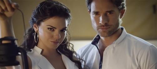 Livia Brito e Sebastián Rulli atuarão juntos em 2017