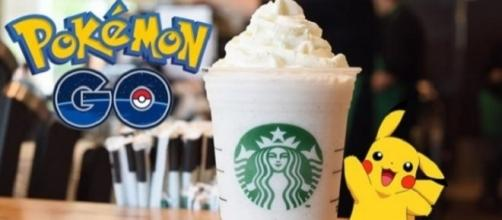 Se anuncia alianza entre Pokémon Go y Starbucks