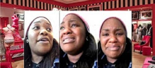 Source: Youtube Progressive News. Alabama Victoria's Secret harasses black shoppers