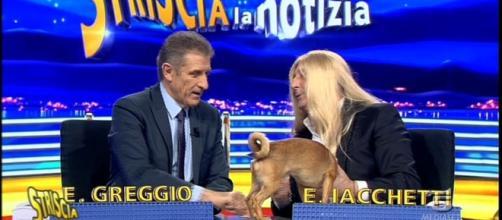 Striscia la notizia 2015   Enzo Iacchetti ritorno   Recensione e foto - tvblog.it