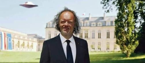 Sylvain Durif, candidat à la Présidentielle en 2017.