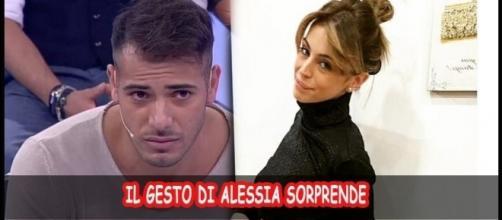 U&D gossip, Aldo Palmieri apre di nuovo Instagram: il gesto di Alessia cammarota sorprende